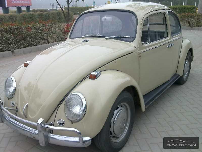 Volkswagen Beetle 1967 For Sale In Lahore Pakwheels