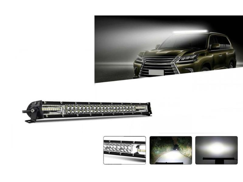 Smd Tri-Row Bar light 20inch 220w Image-1