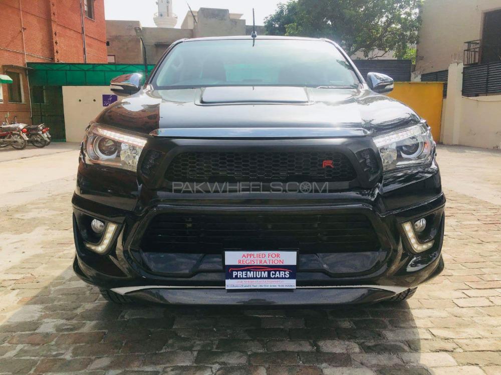 Toyota Hilux - 2015  Image-1