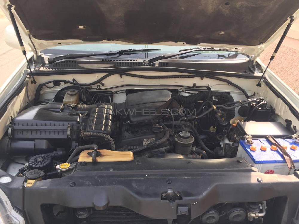 Toyota Prado TX 2.7 2007 Image-1