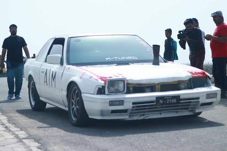 Honda Prelude - 1990  Image-1