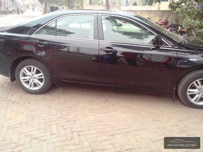 toyota camry g limited edition 2007 for sale in lahore pakwheels. Black Bedroom Furniture Sets. Home Design Ideas