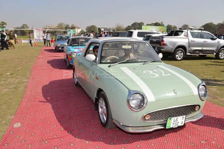 Nissan Figaro - 1992  Image-1