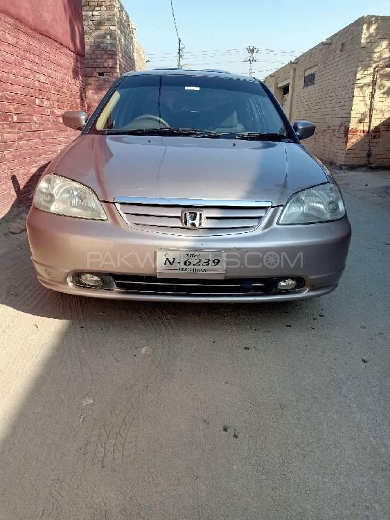Honda Civic VTi 1.6 2003 Image-1