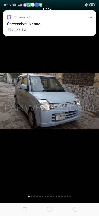 Suzuki Alto Lapin G Edition 2004 Image-1