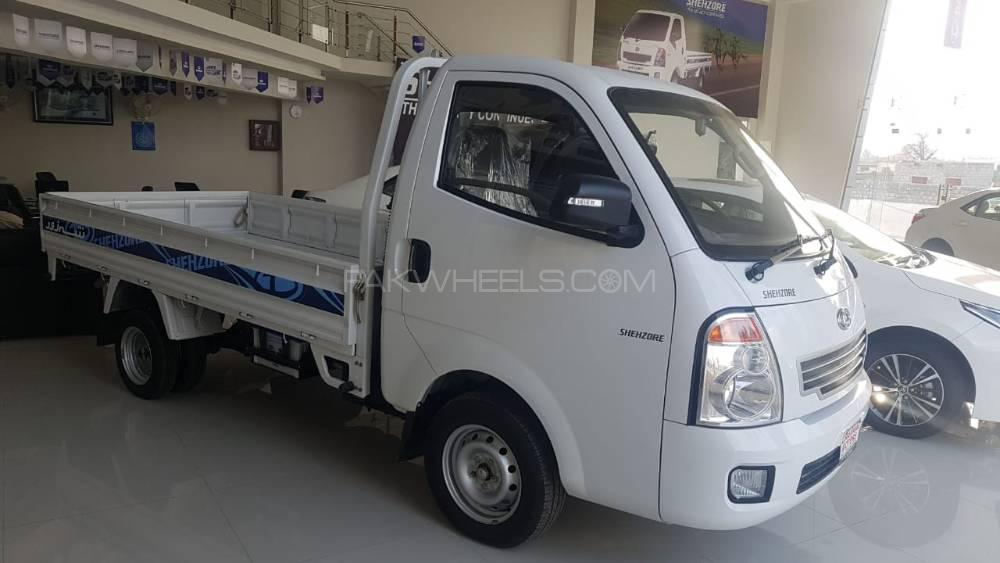 Daehan Shehzore Pickup 2.6 2018 Image-1