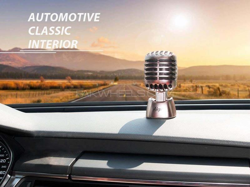 AirPro Mic Man Air Freshener Car Perfume Romantic Encounter Image-1