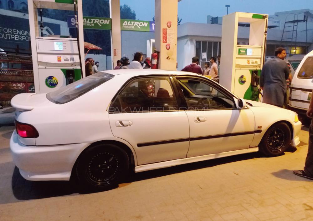 Honda Ferio - 1995  Image-1