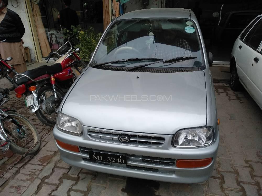Daihatsu Cuore CX 2003 Image-1