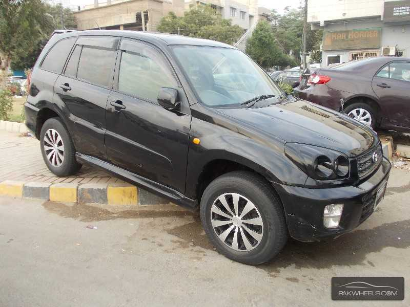 toyota rav4 style s package 2002 for sale in karachi pakwheels. Black Bedroom Furniture Sets. Home Design Ideas
