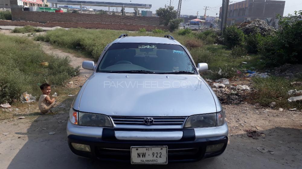 Toyota Corolla Luxel 2000 Image-1