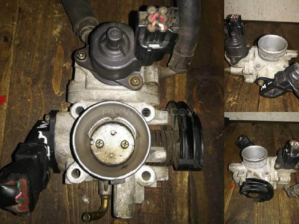 EK Wagon, Nissan Clipper Throttle Body Image-1