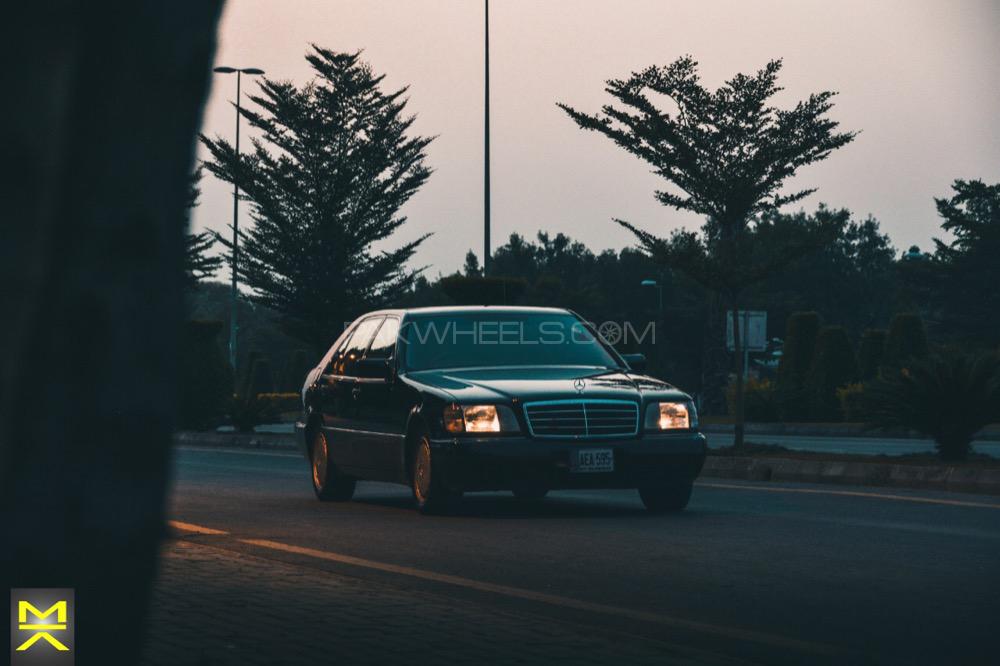 Mercedes Benz S Class - 1992  Image-1