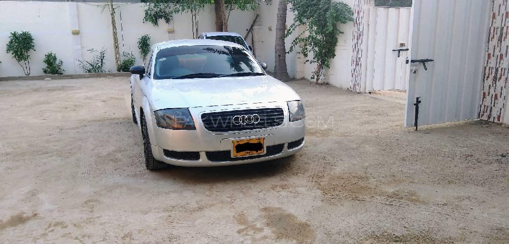 Audi Tt 2001 Image-1
