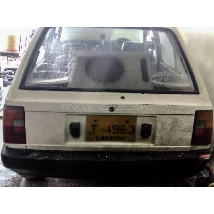Daihatsu Charade G10 1983 Image-1