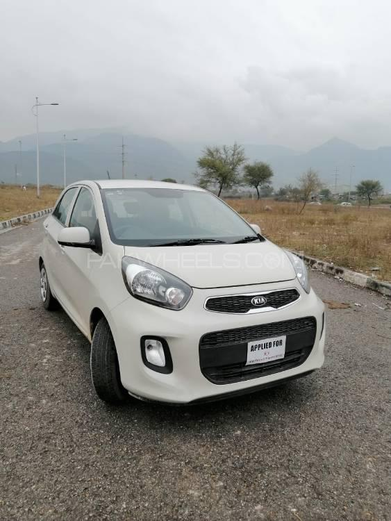 KIA Picanto 1.0 AT 2019 Image-1