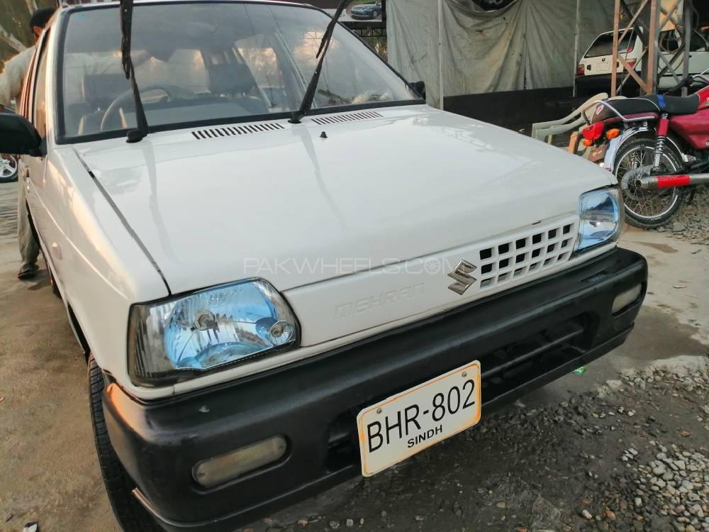 Suzuki Mehran VX Euro II (CNG) 2017 Image-1