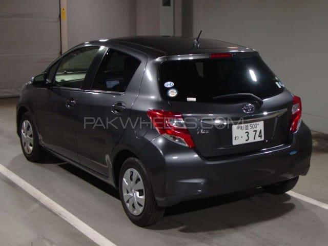 Toyota Vitz F Intelligent Package 1.0 2016 Image-1