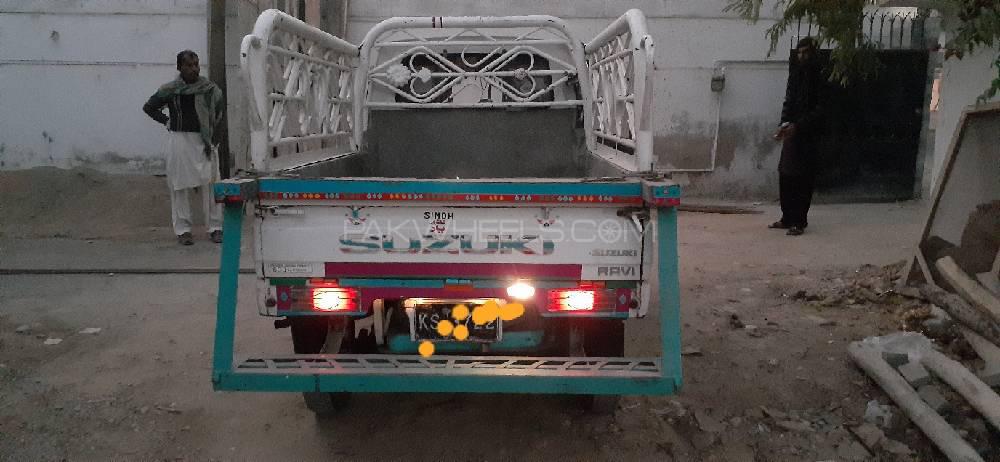 Suzuki Ravi 2012 Image-1