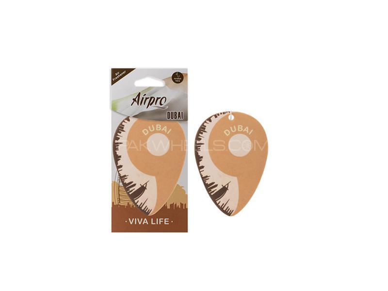 AirPro Viva Life Paper Hanging Air Fragrance Dubai Image-1