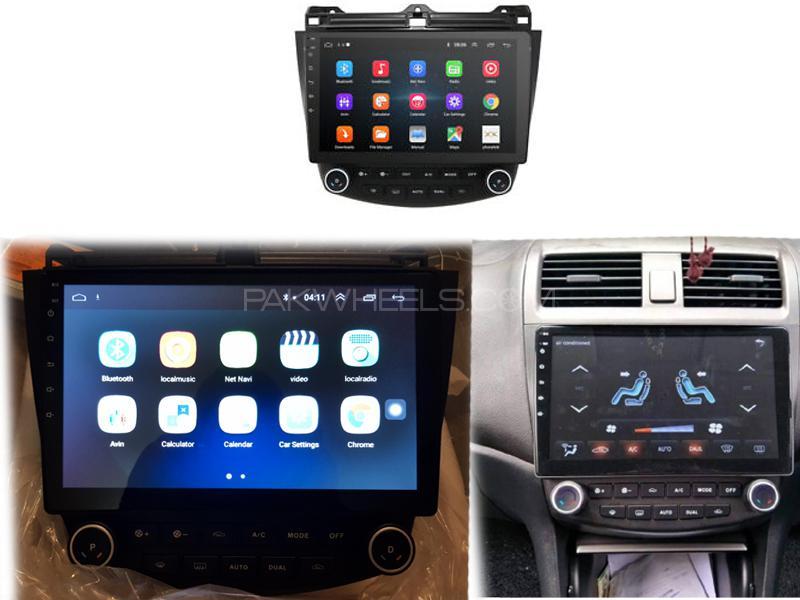 Honda Accord CL9 IPS Headunit Android Player 2Gb 32Gb Image-1