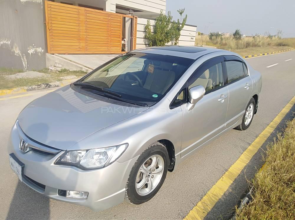 Honda Civic - 2007 Silverado Image-1