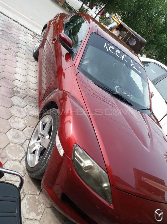 Mazda RX8 - 2006  Image-1