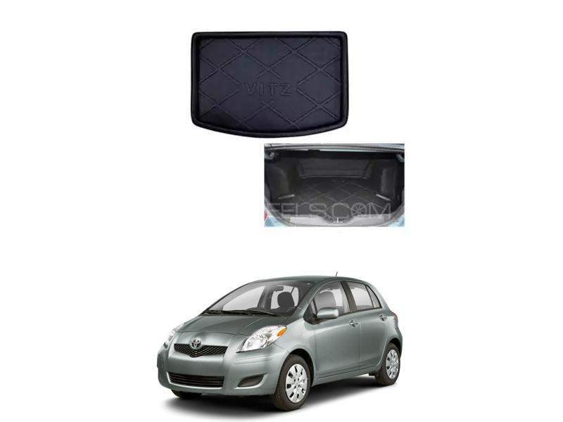 Toyota Vitz Trunk Tray Mat 2006-2010 in Lahore