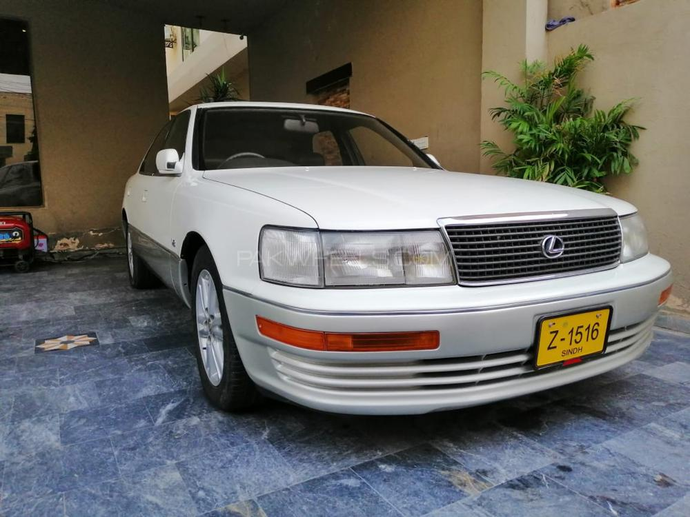 Lexus LS Series LS 400 1992 Image-1