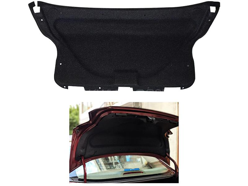 Honda City 2009-2019 Trunk Liner Lid Cover Protector  Image-1