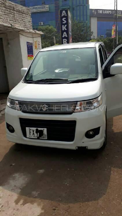 Suzuki Wagon R Stingray J Style 2011 Image-1