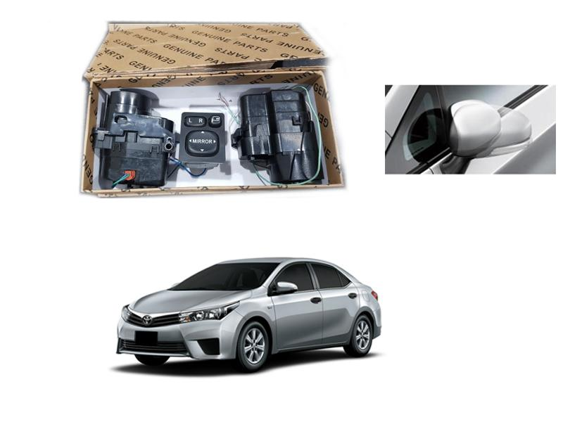 Retract Mirror Kit For Toyota Corolla Xli, Gli 2015-2017 Image-1