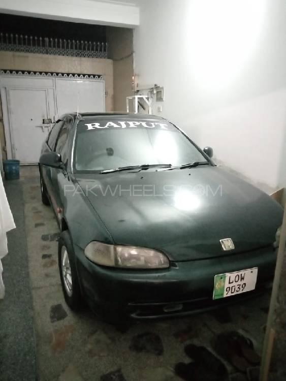 Honda Civic VTi 1.6 1995 Image-1