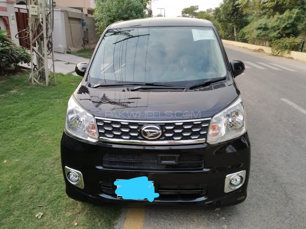 Daihatsu Move Custom RS SA 2015 Image-1