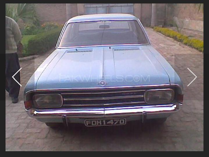 Opel Rekord - 1966  Image-1