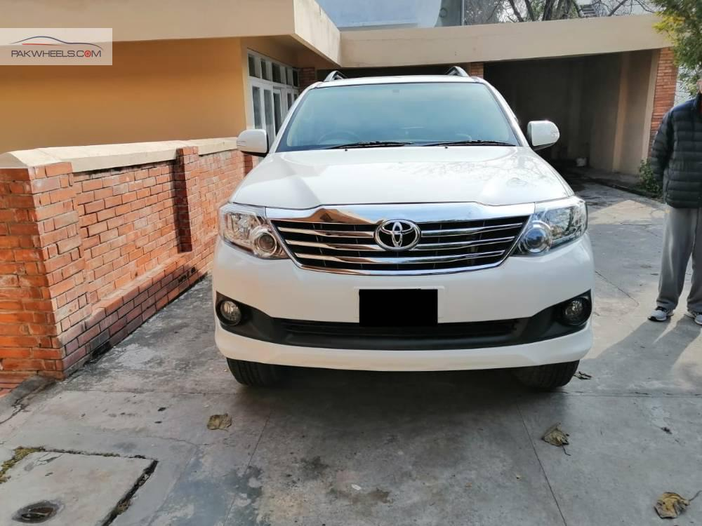 Toyota Fortuner 2014 Image-1