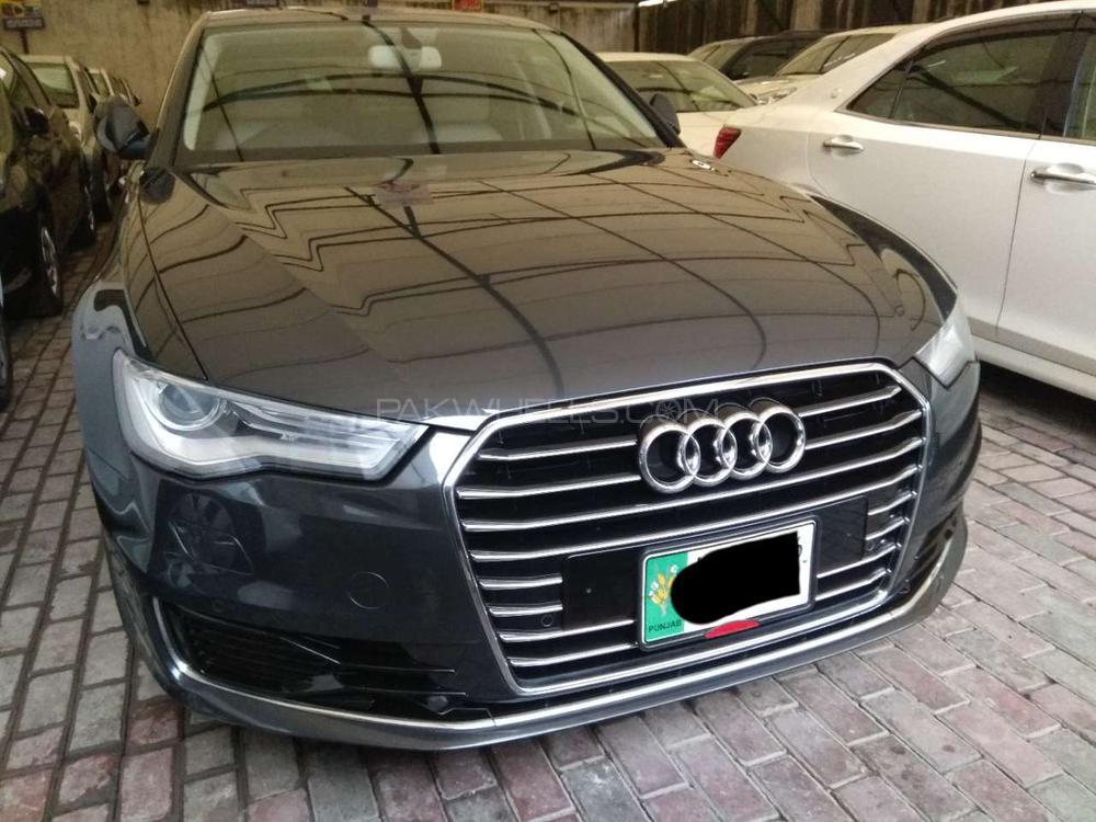 Audi A6 1.8 TFSI  2016 Image-1
