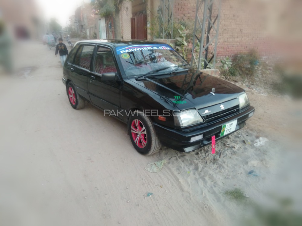 Suzuki Khyber - 1992  Image-1