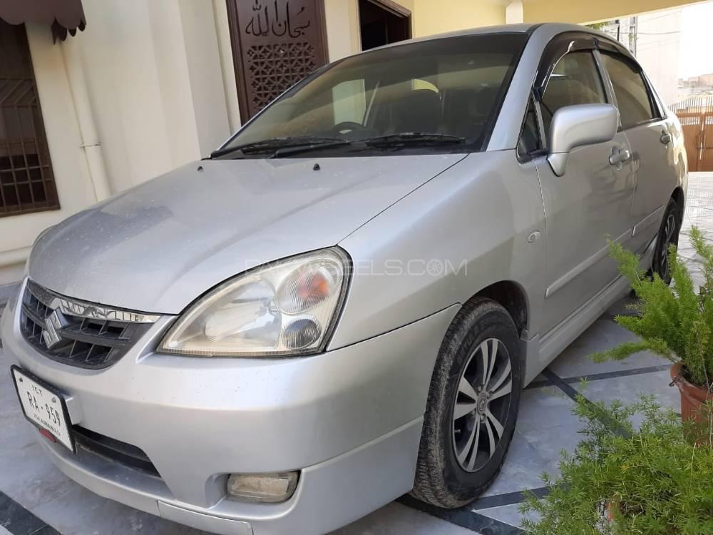 Suzuki Liana RXi (CNG) 2011 Image-1
