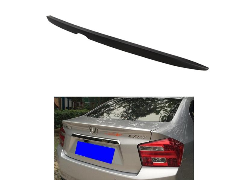 Trunk Lip Spoiler For Honda City 2009-2020 Image-1