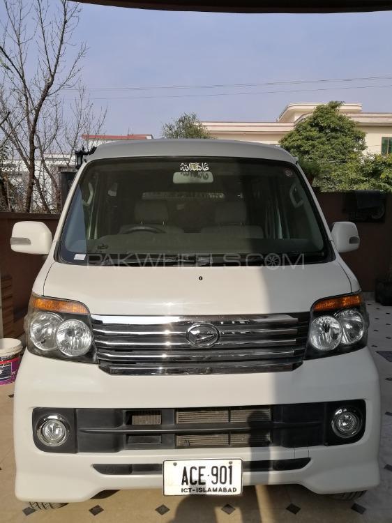Daihatsu Atrai Wagon 2010 Image-1