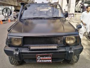 Used Mitsubishi Pajero Exceed 3.5 1994
