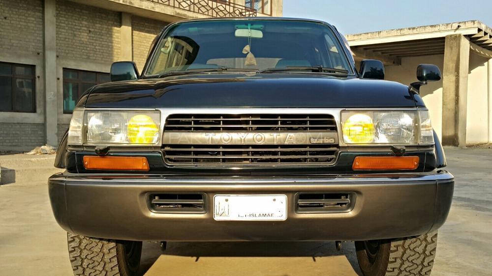 Toyota Land Cruiser - 1993  Image-1