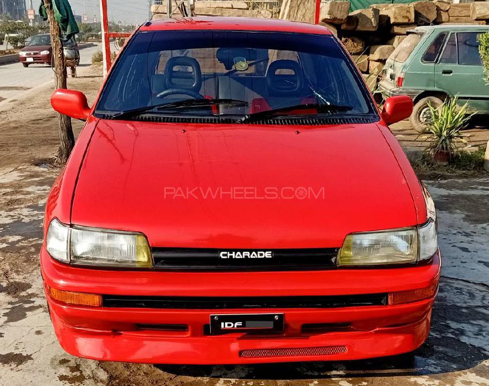 Daihatsu Charade 1992 Image-1