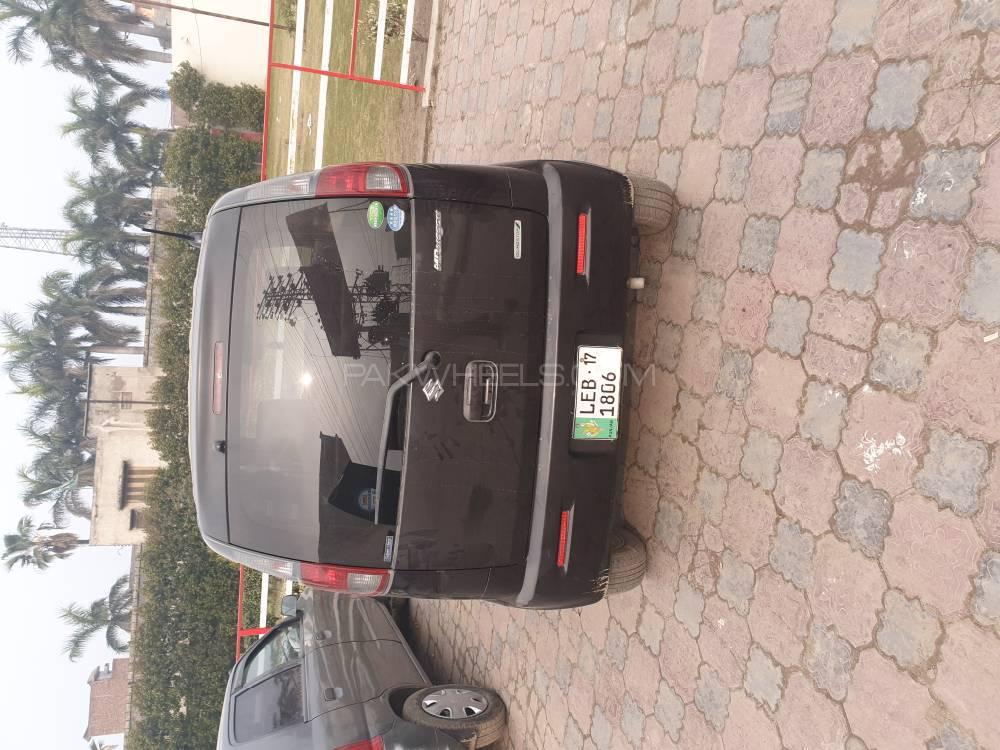 Suzuki MR Wagon ECO-X SELECTION 2014 Image-1
