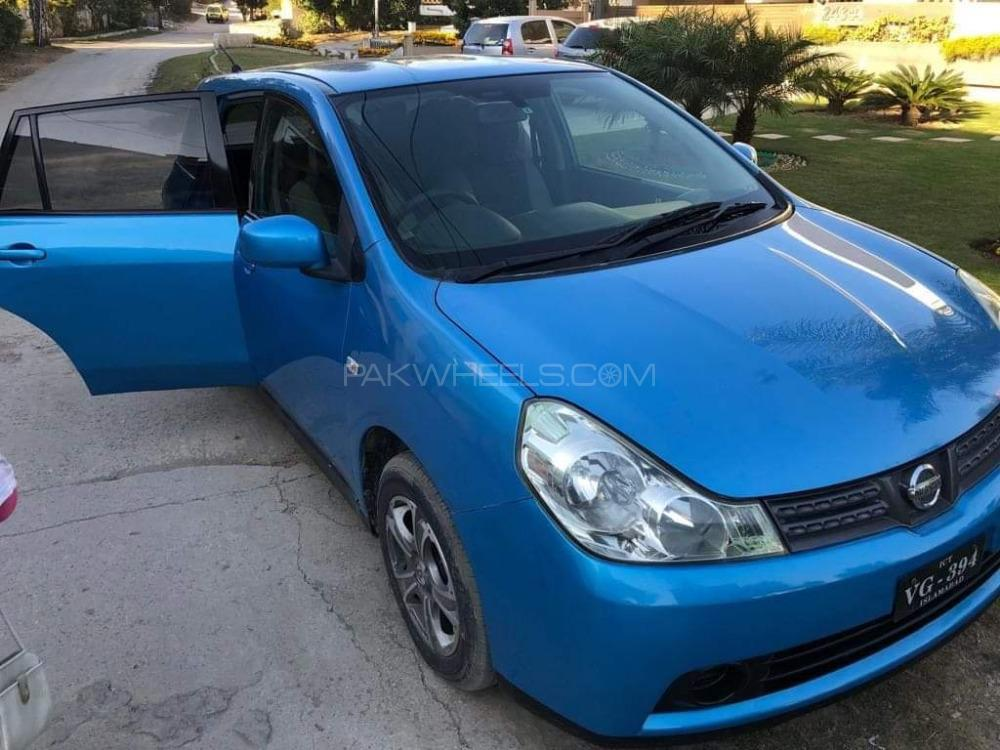Nissan Wingroad Axis 1.5 2006 Image-1