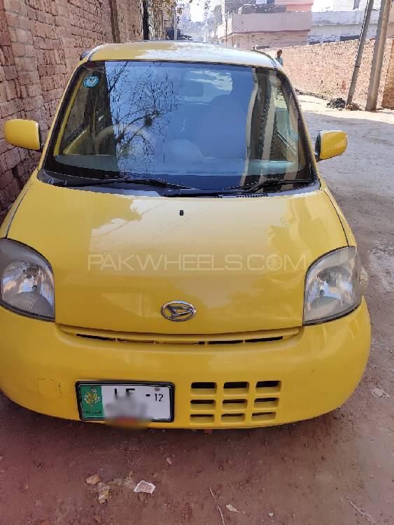 Daihatsu Esse Eco 2006 Image-1