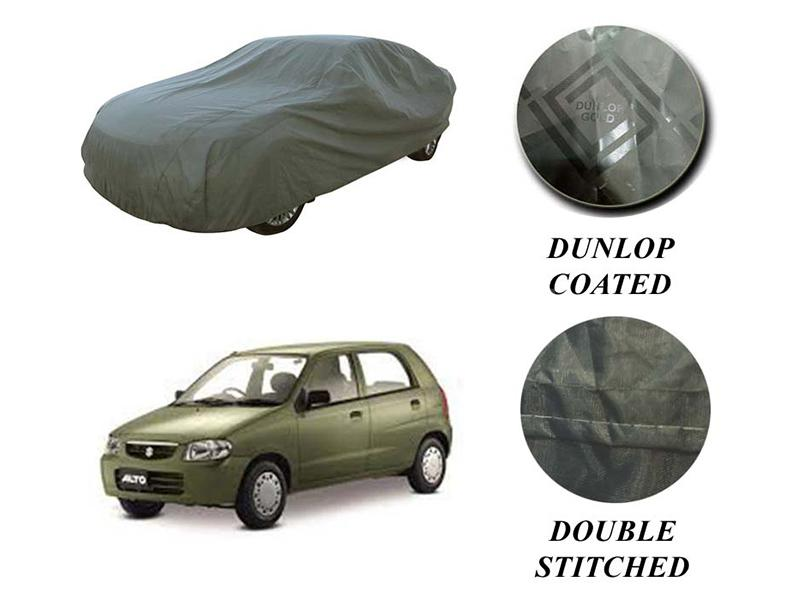 PVC Coated Double Stitched Top Cover For Suzuki Alto VXR 2000-2012 Image-1