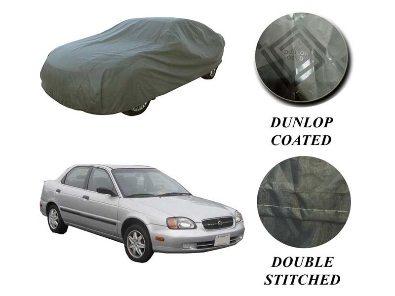 PVC Coated Double Stitched Top Cover For Suzuki Baleno 1998-2005 Image-1