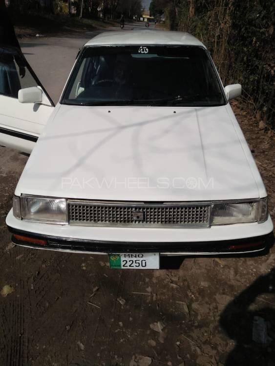 Toyota 86 G 1992 Image-1